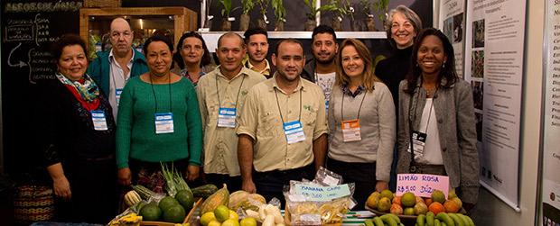 SMA divulga ações de agricultura sustentável na Bio Brazil Fair