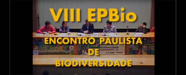 VIII EPBIO em vídeo