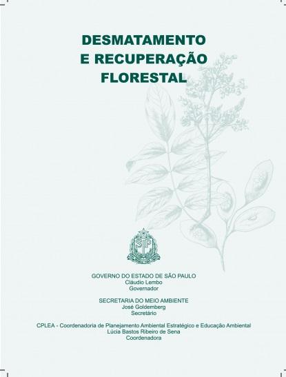 Desmatamento e recuperação florestal