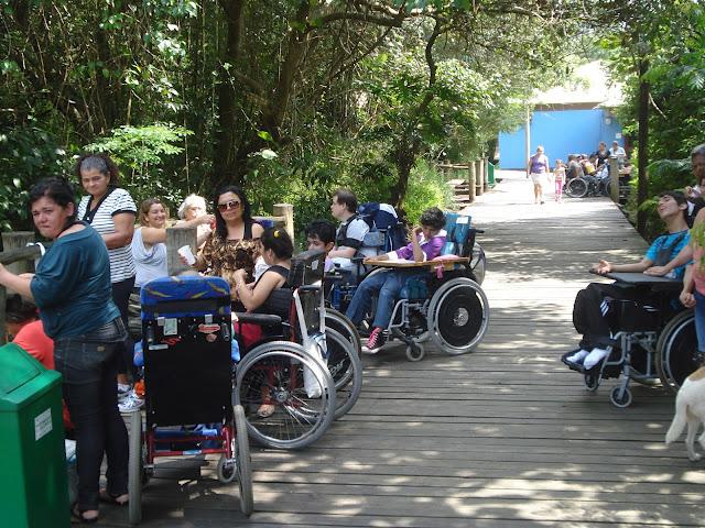 Evento de Páscoa no Parque Ecológico Guarapiranga