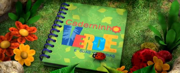 Nossos caderninhos de Educação Ambiental agora viraram Programete e passam na TV Cultura, no  PROGRAMA QUINTAL DA CULTURA