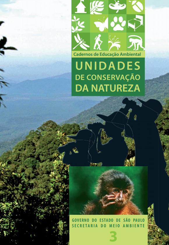 Caderno 3 – Unidades de Conservação da Natureza – 2ª Edição