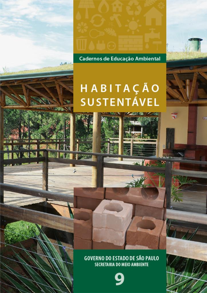 Caderno 9 – Habitação Sustentável