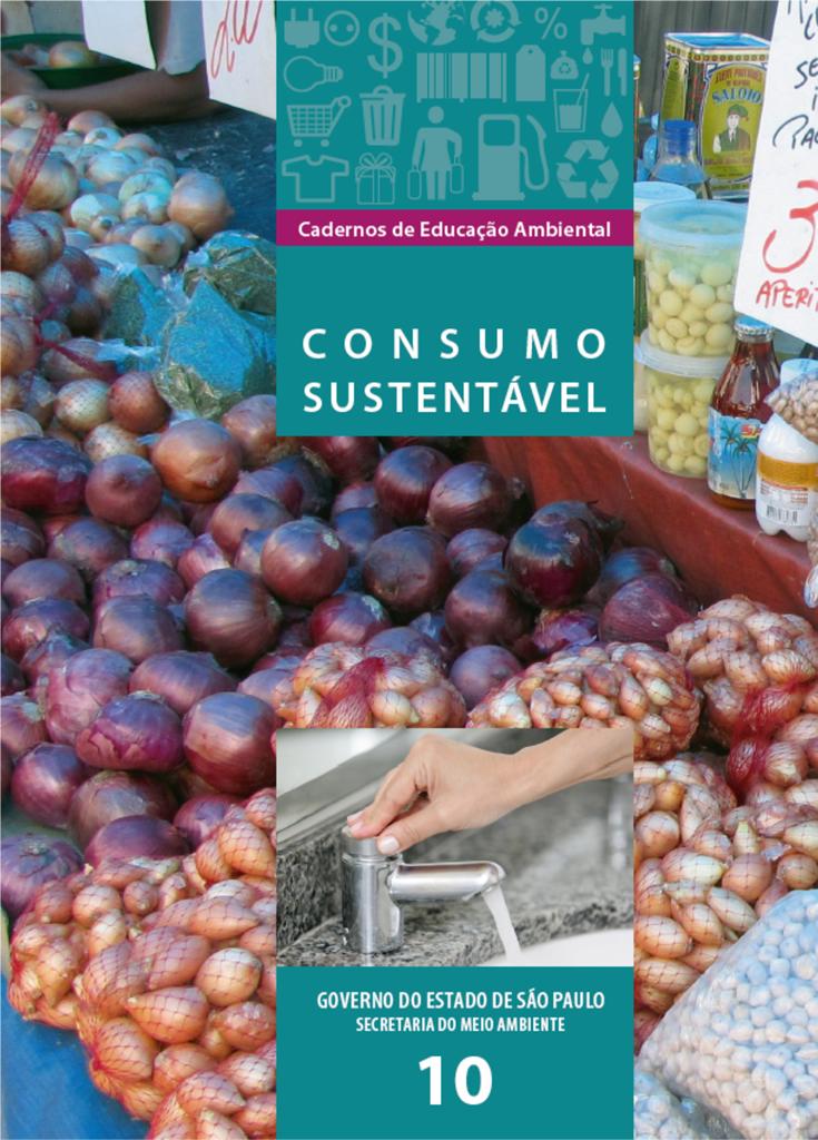 Caderno 10 – Consumo Sustentável
