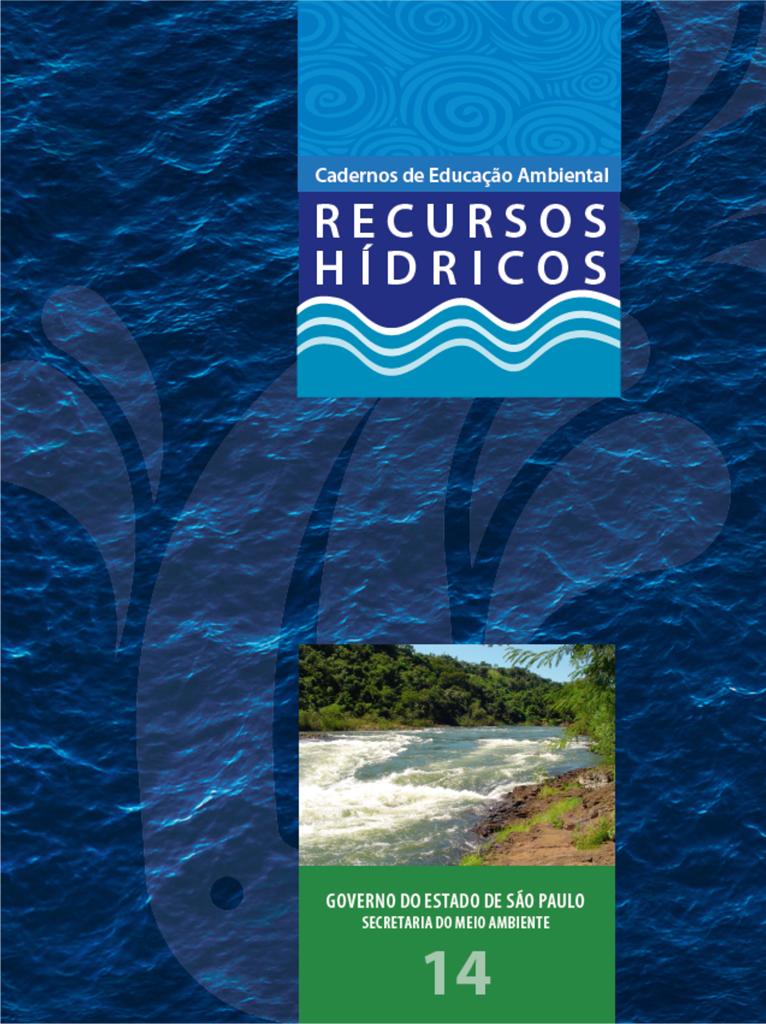 Caderno 14 – Recursos Hídricos