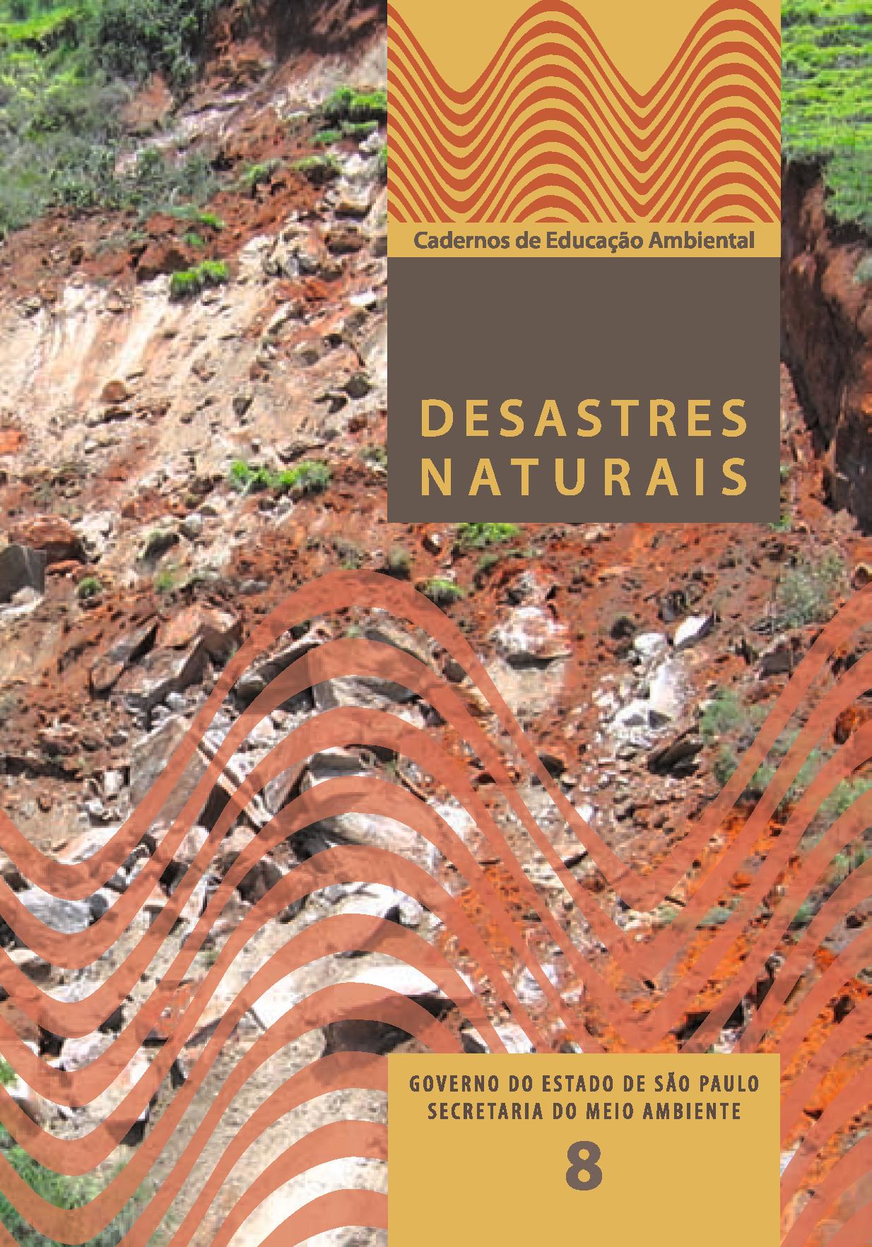 Caderno 8 – Desastres Naturais