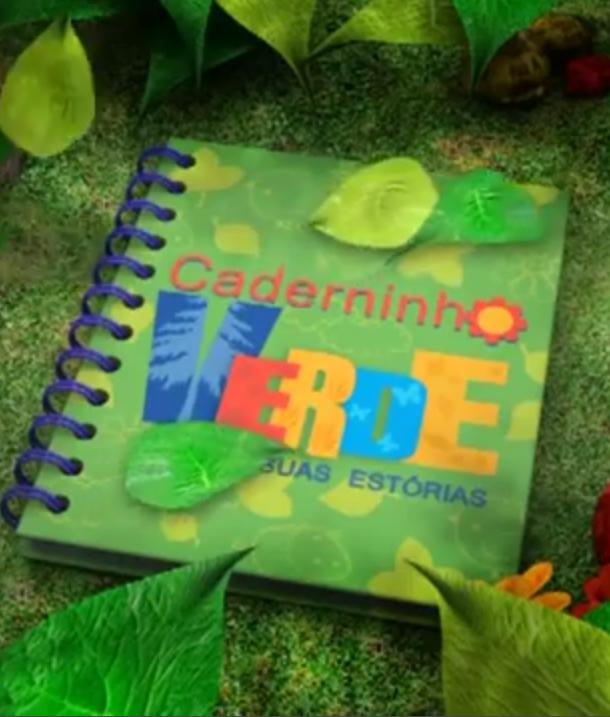 Caderninho Verde e Suas Estórias