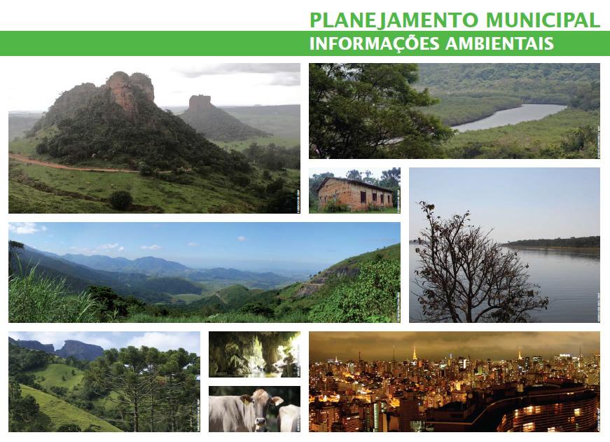 Planejamento Municipal – Informações Ambientais