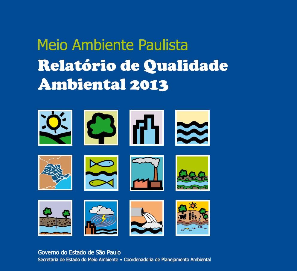 Relatório de Qualidade Ambiental 2013