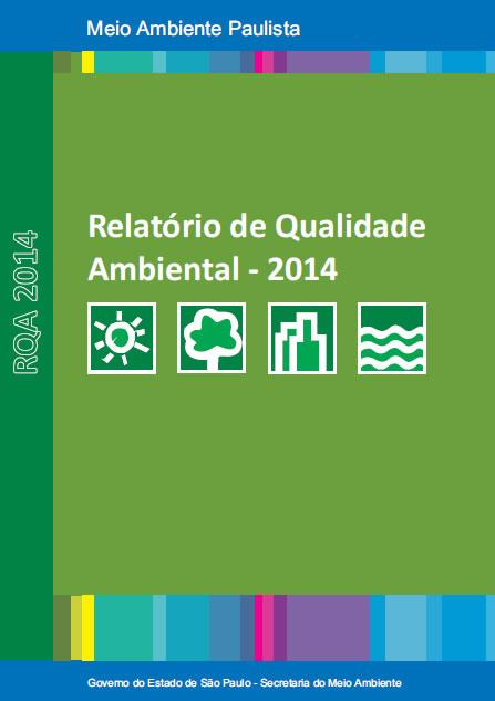 Relatório de Qualidade Ambiental – 2014