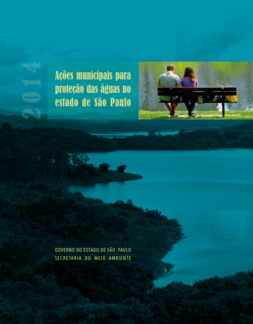 Ações municipais para proteção das águas no estado de São Paulo – 2014