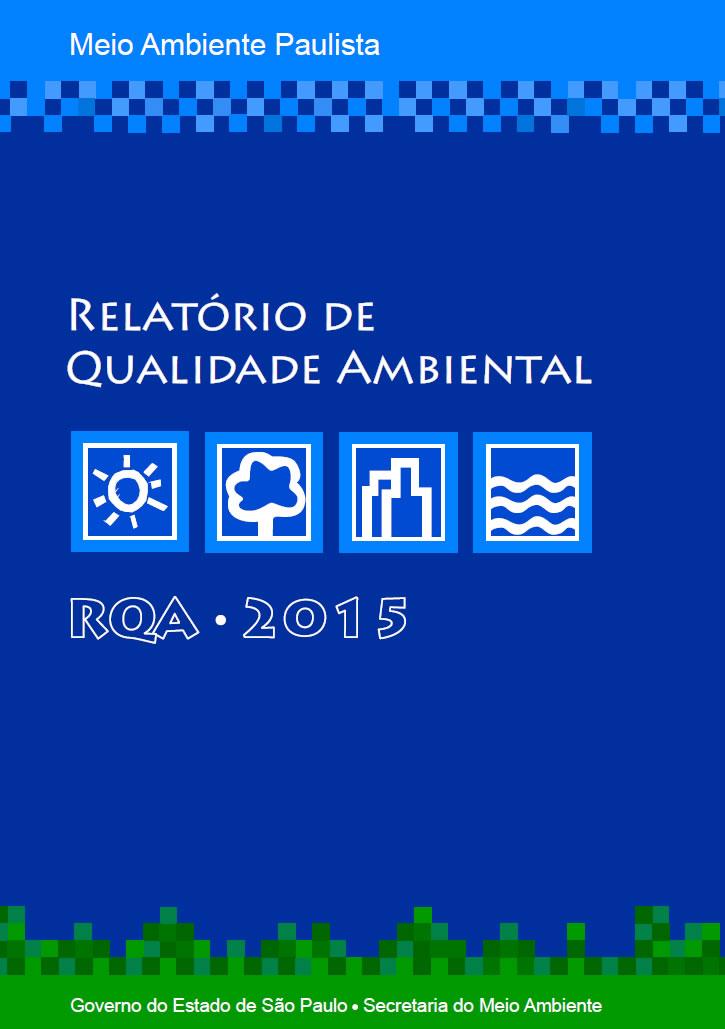 Relatório de Qualidade Ambiental 2015
