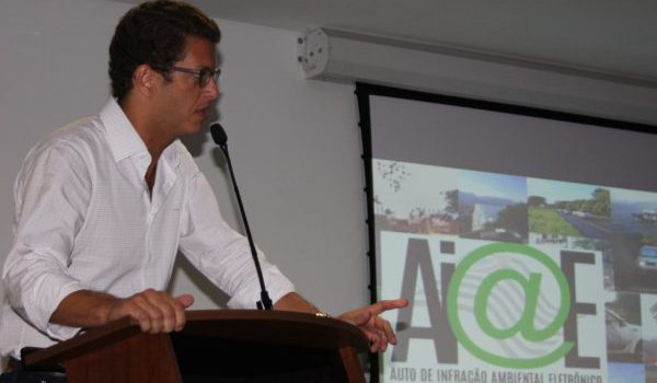 Government of São Paulo launches electronic Environmental Infraction Notice