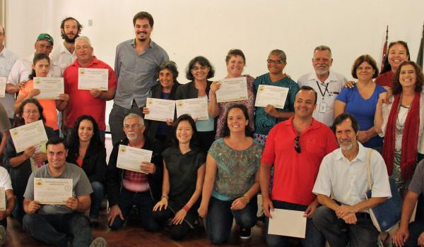 SMA certifies farmers in agroecological transition