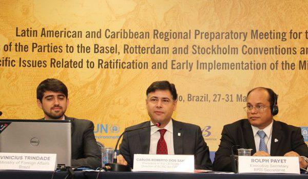 São Paulo hosts preparatory meeting for COP 2017