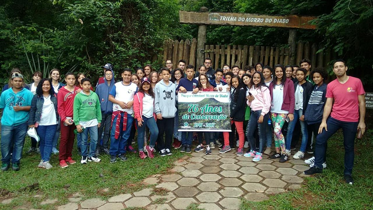 Parque Estadual Morro do Diabo completa 76 anos de conservação ambiental