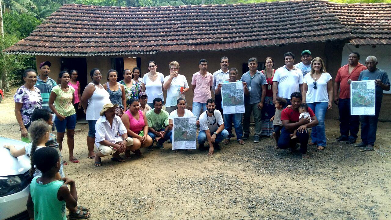 Novo Quilombo tem território reconhecido pelo Estado