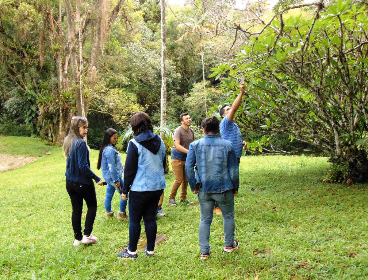 Parque Estadual Intervales recebe oficina sobre biodiversidade local