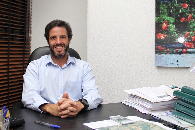 Rodrigo Levkovicz assume diretoria executiva da Fundação Florestal