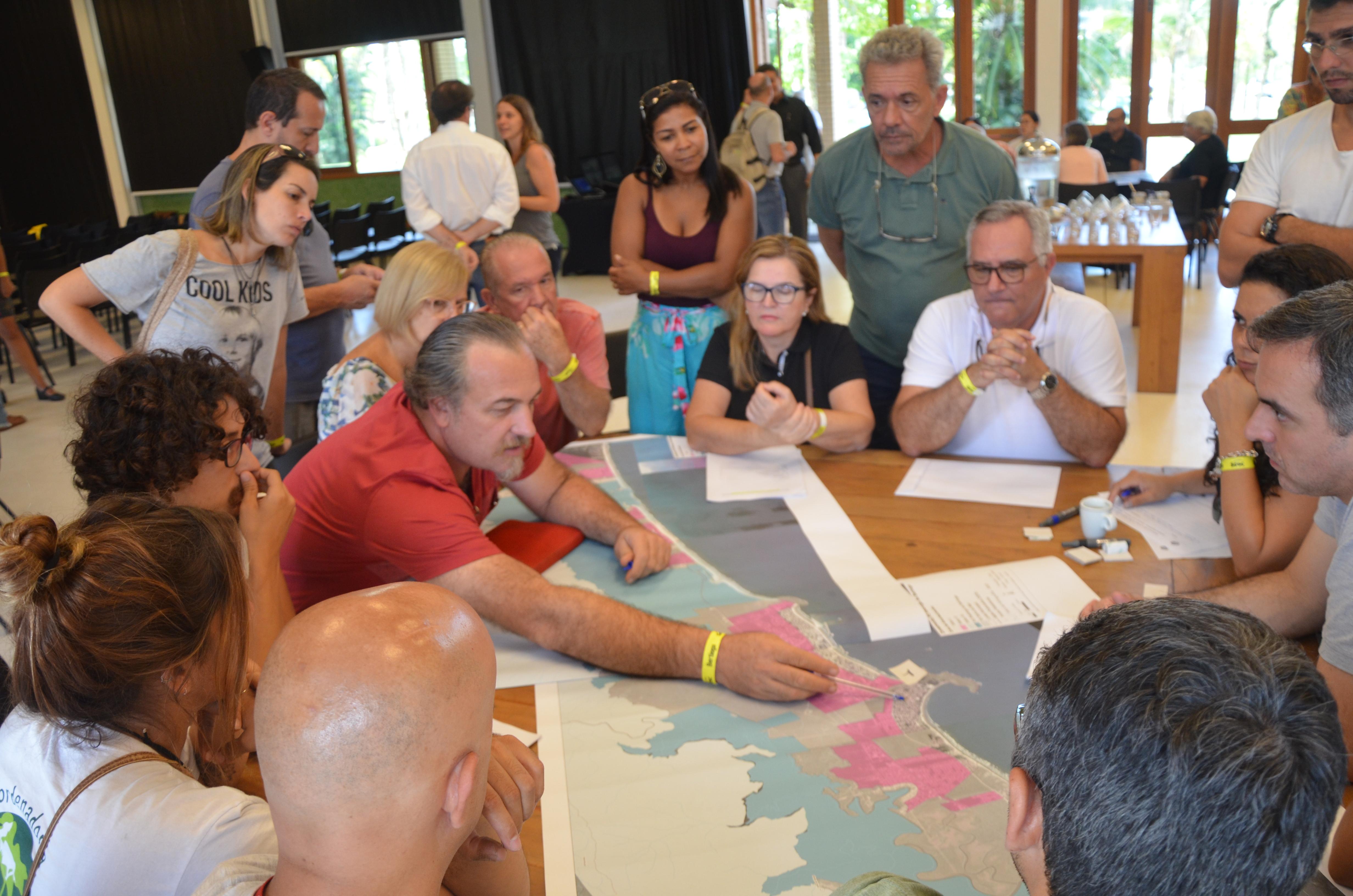 Planos de Manejo para novas Unidades de Conservação em fase de elaboração