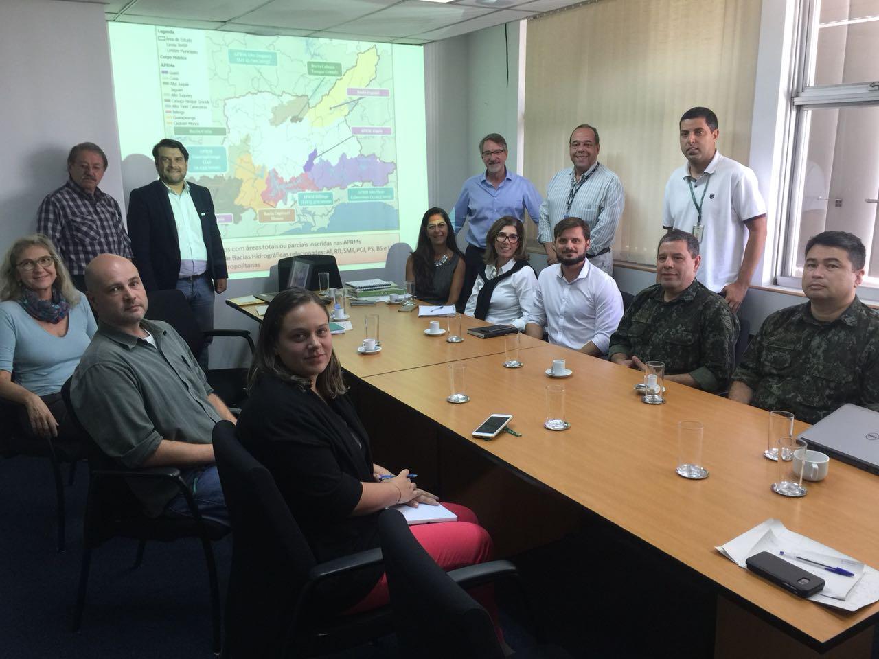 SMA institui comitê de apoio às áreas de proteção de manancial