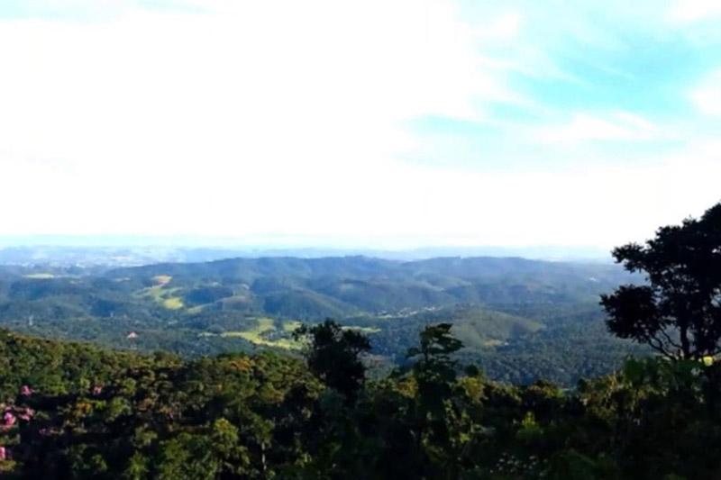 Serra do Itapeti tem sua área preservada