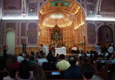 Núcleo Padre Dória celebra missa em homenagem ao seu patrono