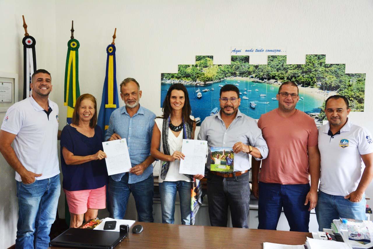 Fundação Florestal assina Cooperação Técnica com a Prefeitura de Ilhabela