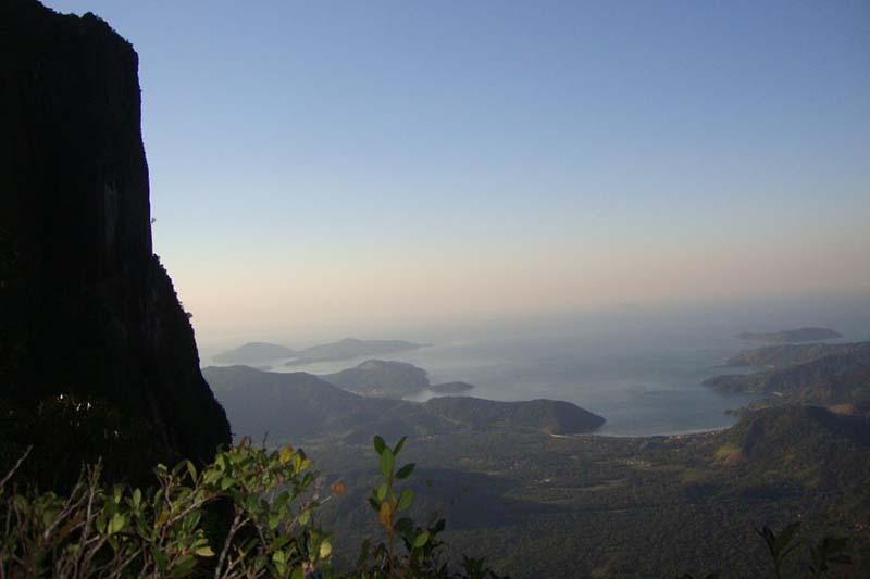 Pico do Corcovado em Ubatuba tem novas regras de visitação