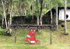 Parque Caverna do Diabo terá monitoria ambiental