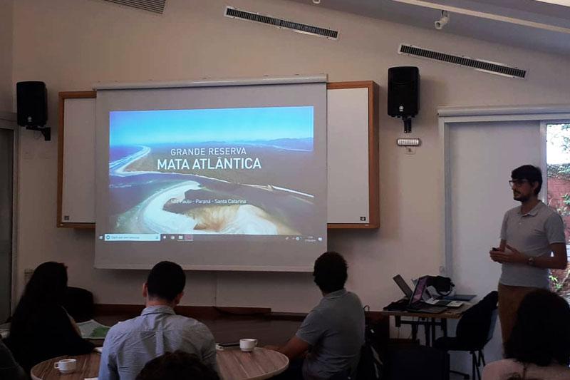 Grandes mamíferos da Mata Atlântica ganham monitoramento