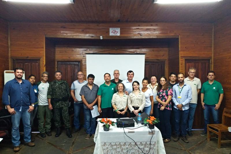 Parque Estadual do Morro do Diabo empossa Conselho Consultivo