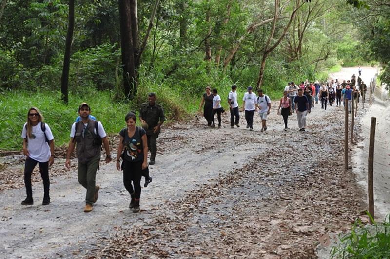 APA do Carmo celebra 30 anos com caminhada histórica