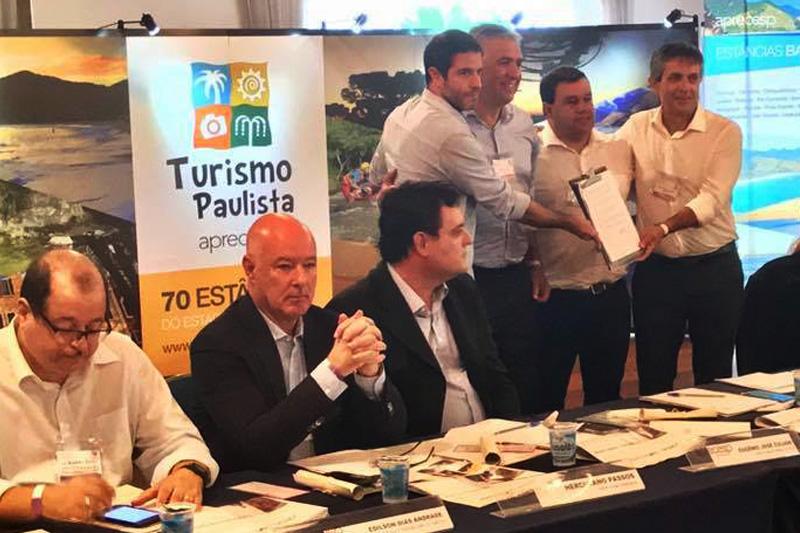 Fundação Florestal assina Convênio com o município de Eldorado