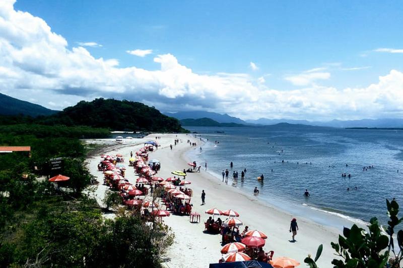 PE Ilha do Cardoso apresenta balanço da temporada de verão