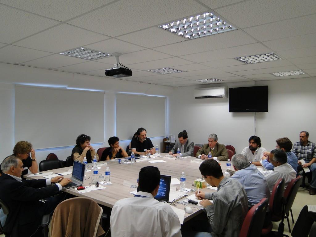 Reunião do Conselho Estadual de Monumentos Geológicos discute a preservação de sítios geológicos