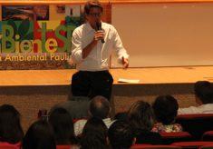Município VerdeAzul se reúne para debater novas diretivas
