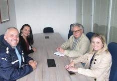 Interlocutores de Araras e Conchal visitam PMVA