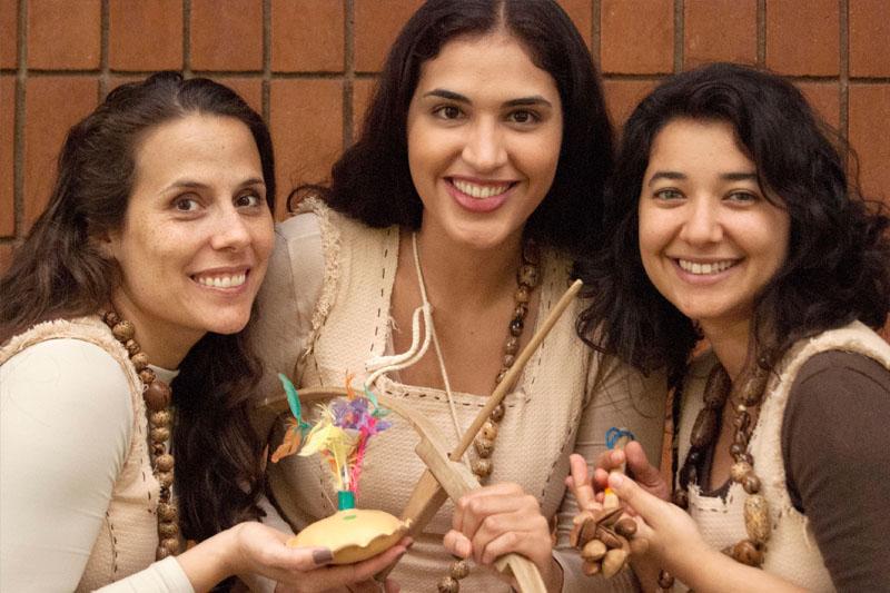 Coletivo CafuZas conta a história da Menina Japinim