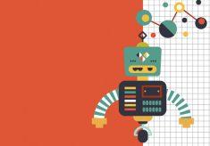 Você já criou o seu robô-desenhista?