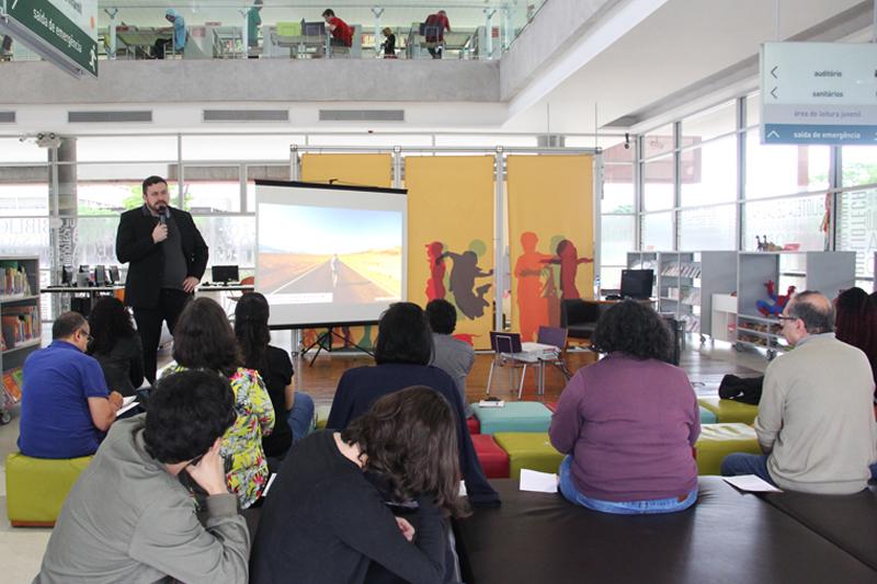 Regras do sucesso é tema de palestra na Biblioteca de São Paulo