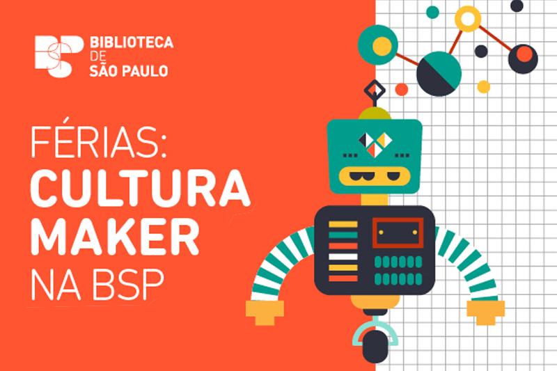 Crianças criarão engenhocas na Biblioteca de São Paulo