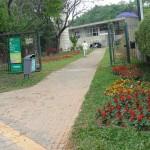 dica de férias: parque villa lobos Dica de Férias: Parque Villa Lobos nova portaria