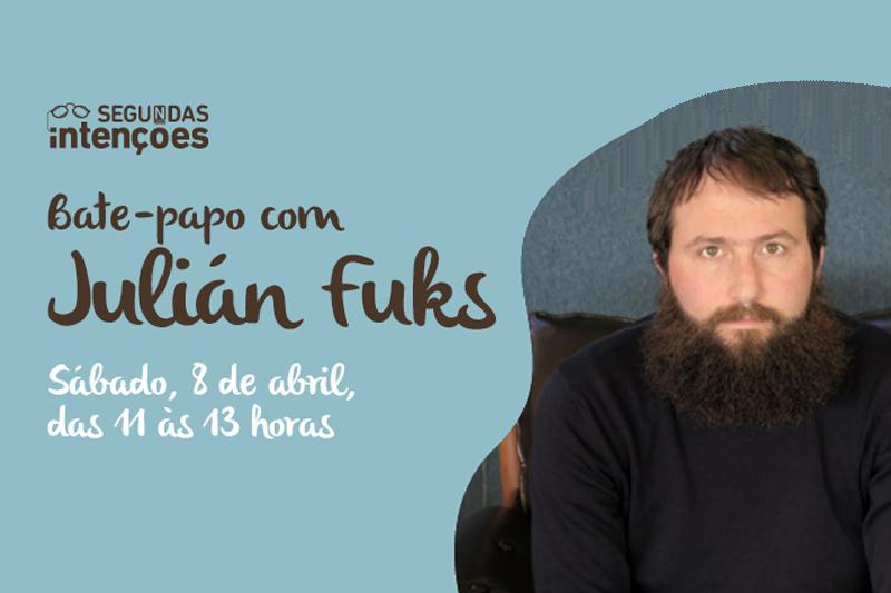 Julián Fuks é o convidado do Segundas Intenções
