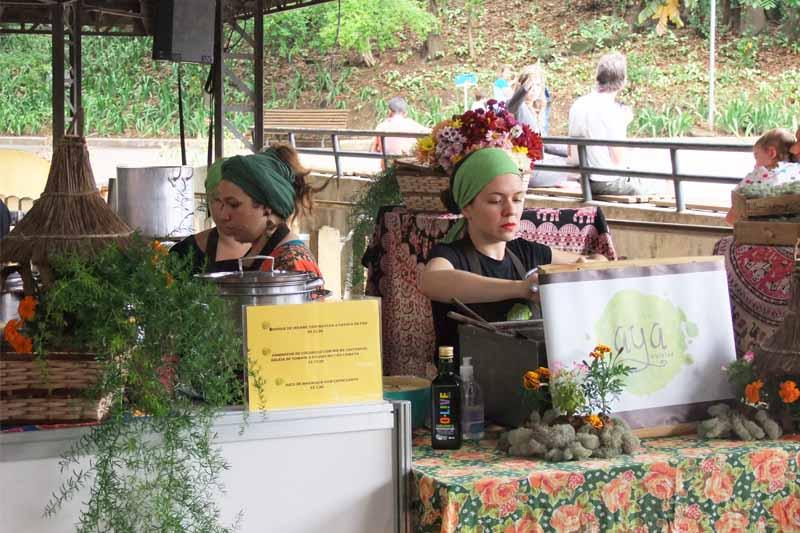 Parque Villa-Lobos recebe Festival de Gastronomia Orgânica