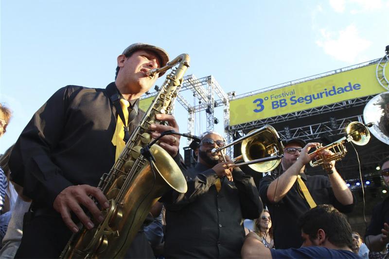 Sábado é dia de blues e jazz no Parque Villa-Lobos