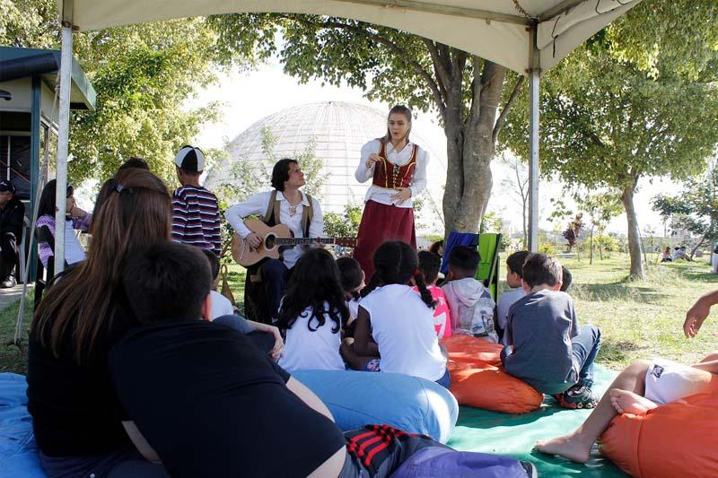 Biblioteca Parque Villa-Lobos participa da Virada Sustentável