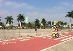 ASICS promove treino de corrida no Parque Villa-Lobos