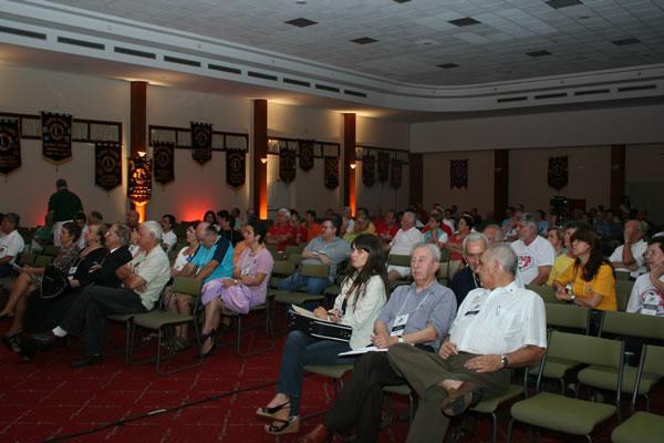 Convenção da Associação Internacional de Lions Clubes promove palestra sobre meio ambiente