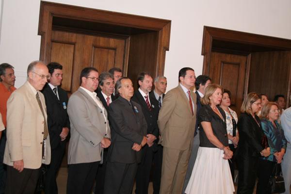 CONSEMA comemora seus 25 anos no Palácio dos Bandeirantes